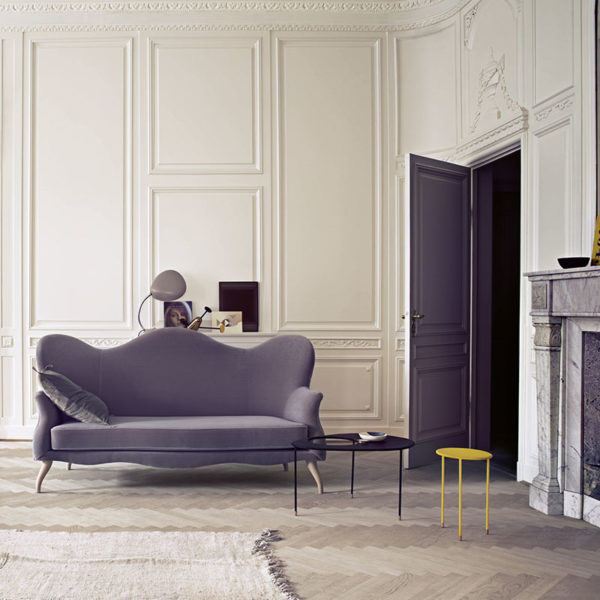 Bonaparte Three Seat Sofa