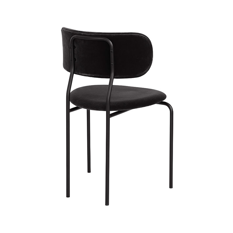 Gubi-Coco-Dining-Chair-by-OeO-Studio-1 Olson and Baker - Designer & Contemporary Sofas, Furniture - Olson and Baker showcases original designs from authentic, designer brands. Buy contemporary furniture, lighting, storage, sofas & chairs at Olson + Baker.
