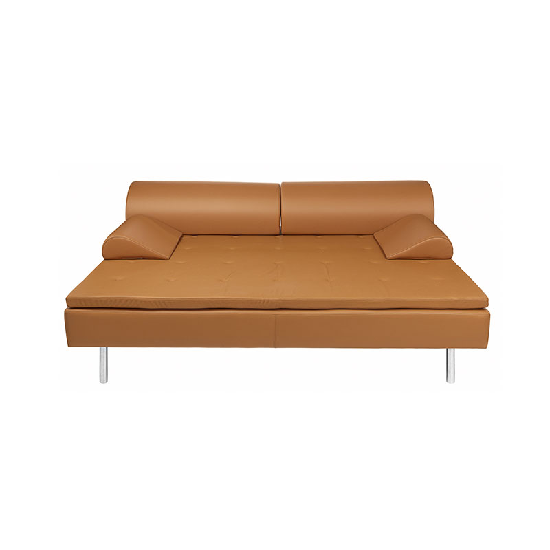 Gubi Diva Day Bed by Gubi Olsen Olson and Baker - Designer & Contemporary Sofas, Furniture - Olson and Baker showcases original designs from authentic, designer brands. Buy contemporary furniture, lighting, storage, sofas & chairs at Olson + Baker.
