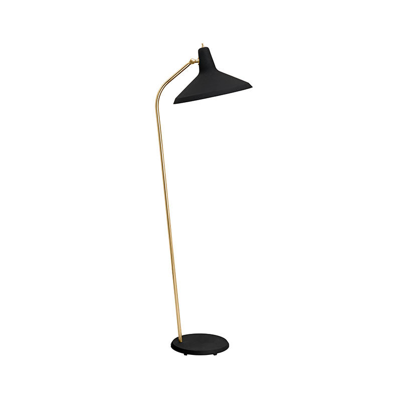 Gubi G 10 Floor Lamp by Greta M. Grossman Olson and Baker - Designer & Contemporary Sofas, Furniture - Olson and Baker showcases original designs from authentic, designer brands. Buy contemporary furniture, lighting, storage, sofas & chairs at Olson + Baker.
