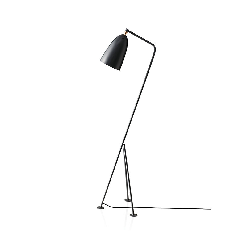 Gubi Grashoppa Floor Lamp by Greta M. Grossman Olson and Baker - Designer & Contemporary Sofas, Furniture - Olson and Baker showcases original designs from authentic, designer brands. Buy contemporary furniture, lighting, storage, sofas & chairs at Olson + Baker.