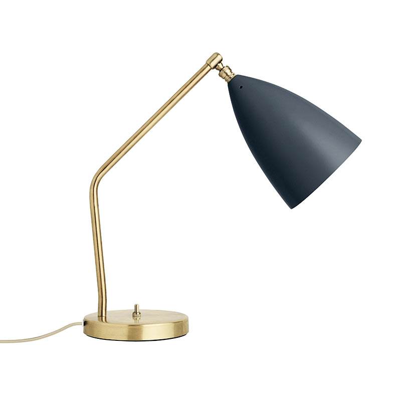 Gubi Grashoppa Table Lamp by Greta M. Grossman