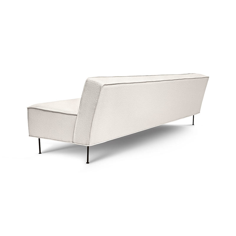 Gubi-Modern-Line-Three-Seat-Sofa-by-Greta-M.-Grossman-2 Olson and Baker - Designer & Contemporary Sofas, Furniture - Olson and Baker showcases original designs from authentic, designer brands. Buy contemporary furniture, lighting, storage, sofas & chairs at Olson + Baker.