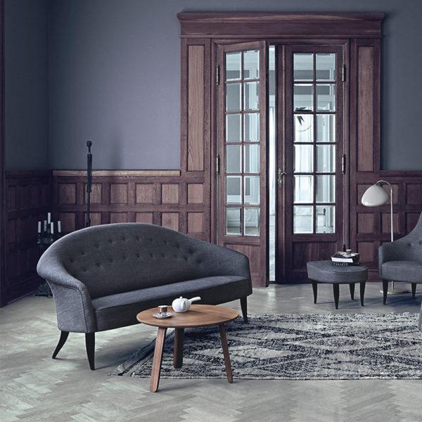 Paradiset Three Seat Sofa