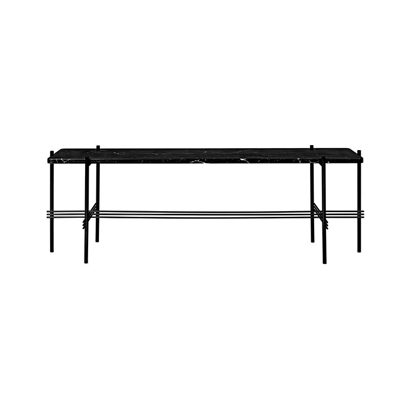 Gubi TS Low Console Table by GamFratesi Olson and Baker - Designer & Contemporary Sofas, Furniture - Olson and Baker showcases original designs from authentic, designer brands. Buy contemporary furniture, lighting, storage, sofas & chairs at Olson + Baker.