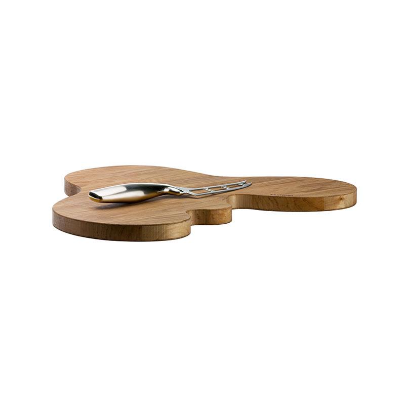Iittala Aalto 355 x 436mm Oak Serving Platter by Alvar Aalto Olson and Baker - Designer & Contemporary Sofas, Furniture - Olson and Baker showcases original designs from authentic, designer brands. Buy contemporary furniture, lighting, storage, sofas & chairs at Olson + Baker.