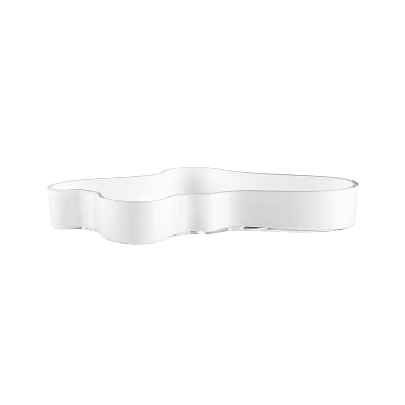 Iittala Aalto 50 x 380mm Bowl by Alvar Aalto Olson and Baker - Designer & Contemporary Sofas, Furniture - Olson and Baker showcases original designs from authentic, designer brands. Buy contemporary furniture, lighting, storage, sofas & chairs at Olson + Baker.