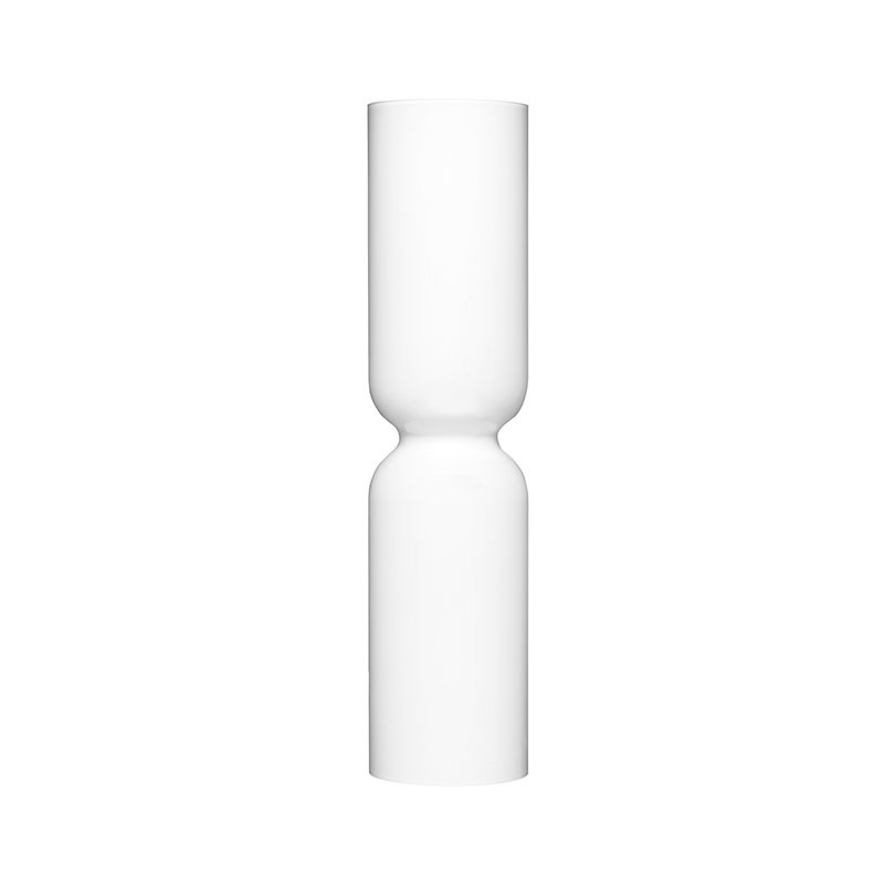 Iittala Lantern Candleholder 600mm by Harri Koskinen Olson and Baker - Designer & Contemporary Sofas, Furniture - Olson and Baker showcases original designs from authentic, designer brands. Buy contemporary furniture, lighting, storage, sofas & chairs at Olson + Baker.