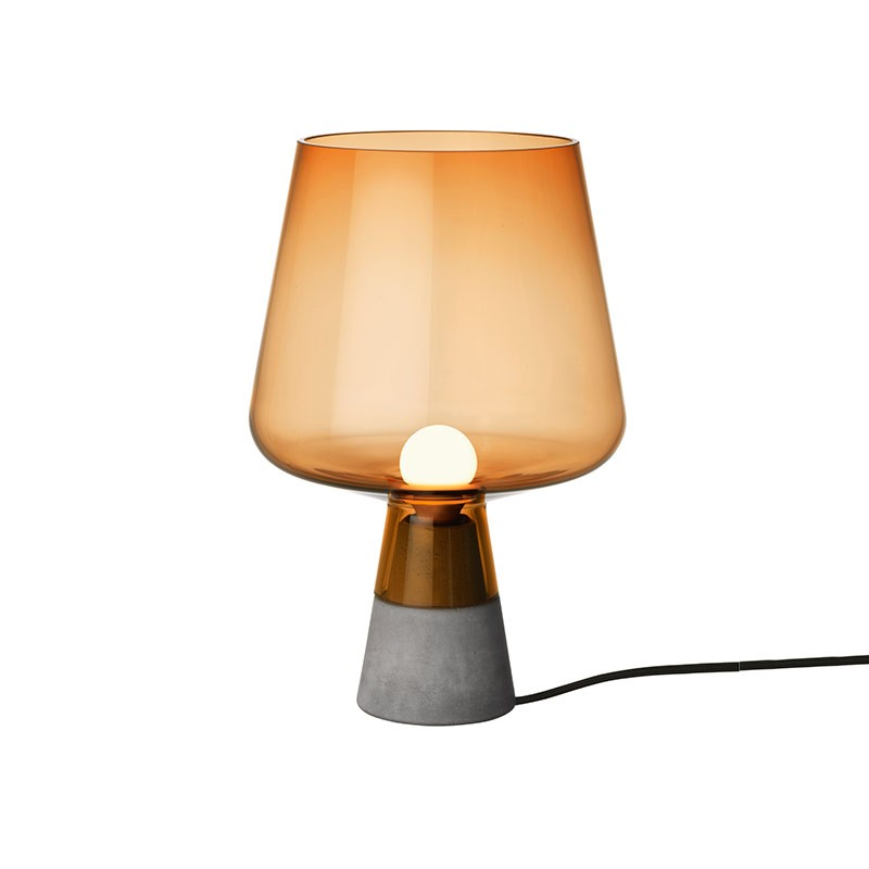 Iittala Leimu Lamp by Magnus Pettersen Olson and Baker - Designer & Contemporary Sofas, Furniture - Olson and Baker showcases original designs from authentic, designer brands. Buy contemporary furniture, lighting, storage, sofas & chairs at Olson + Baker.