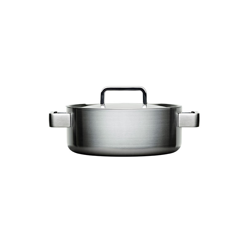 Iittala Tools 3.0L Casserole by Bjorn Dahlstrom Olson and Baker - Designer & Contemporary Sofas, Furniture - Olson and Baker showcases original designs from authentic, designer brands. Buy contemporary furniture, lighting, storage, sofas & chairs at Olson + Baker.