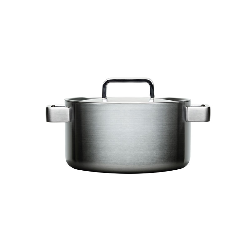 Iittala Tools 4.0L Casserole by Bjorn Dahlstrom Olson and Baker - Designer & Contemporary Sofas, Furniture - Olson and Baker showcases original designs from authentic, designer brands. Buy contemporary furniture, lighting, storage, sofas & chairs at Olson + Baker.