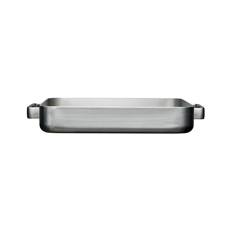 Iittala Tools Large Oven Pan by Bjorn Dahlstrom Olson and Baker - Designer & Contemporary Sofas, Furniture - Olson and Baker showcases original designs from authentic, designer brands. Buy contemporary furniture, lighting, storage, sofas & chairs at Olson + Baker.