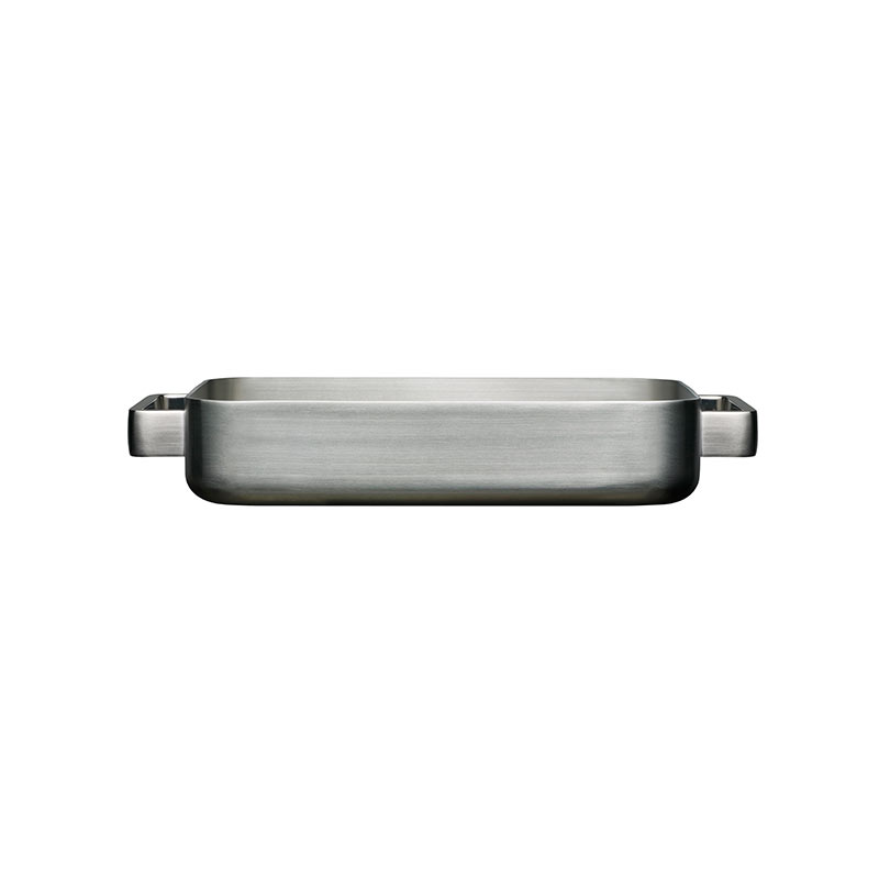 Iittala Tools Small Oven Pan by Bjorn Dahlstrom Olson and Baker - Designer & Contemporary Sofas, Furniture - Olson and Baker showcases original designs from authentic, designer brands. Buy contemporary furniture, lighting, storage, sofas & chairs at Olson + Baker.
