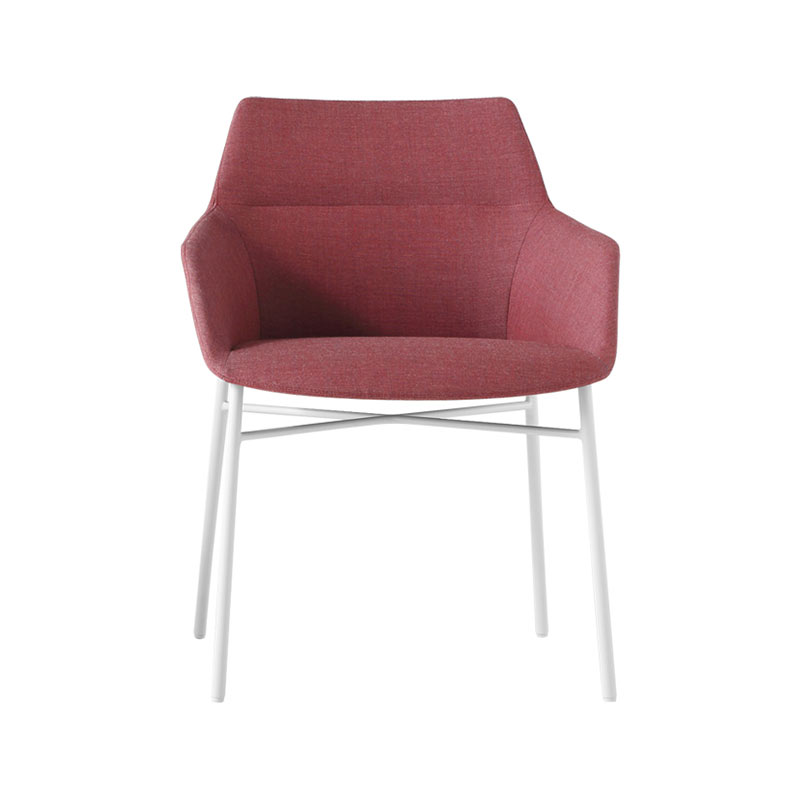 Inclass Dunas XS Armchair with Four Leg Base by Christophe Pillet Olson and Baker - Designer & Contemporary Sofas, Furniture - Olson and Baker showcases original designs from authentic, designer brands. Buy contemporary furniture, lighting, storage, sofas & chairs at Olson + Baker.