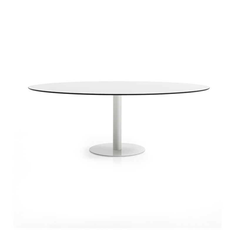 Inclass Flat Oval 240cm Table by Inclass Studio