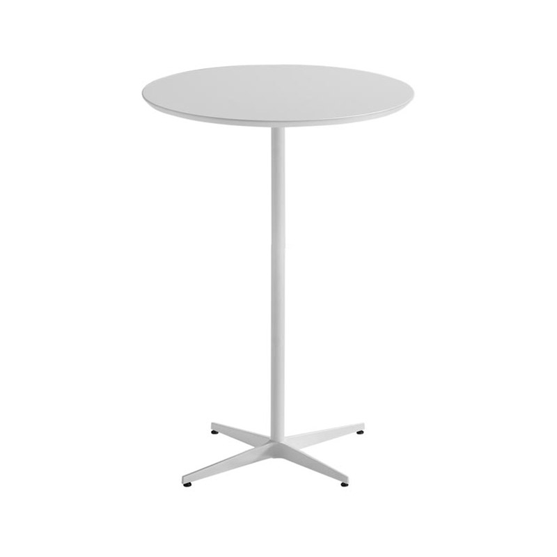 Inclass Malibu Round Ø70cm Bistro Table by Inclass Studio Olson and Baker - Designer & Contemporary Sofas, Furniture - Olson and Baker showcases original designs from authentic, designer brands. Buy contemporary furniture, lighting, storage, sofas & chairs at Olson + Baker.