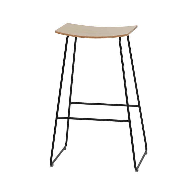 Inclass Tao High Bar Stool by Inclass Studio Olson and Baker - Designer & Contemporary Sofas, Furniture - Olson and Baker showcases original designs from authentic, designer brands. Buy contemporary furniture, lighting, storage, sofas & chairs at Olson + Baker.