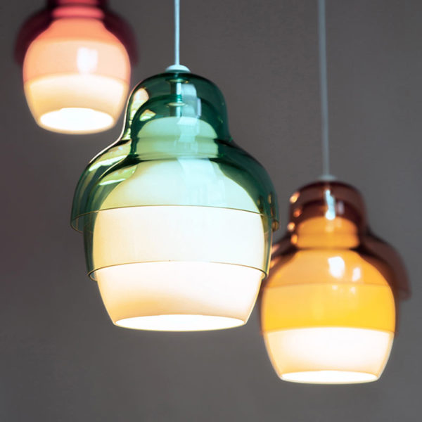 Matrioshka Pendant Light