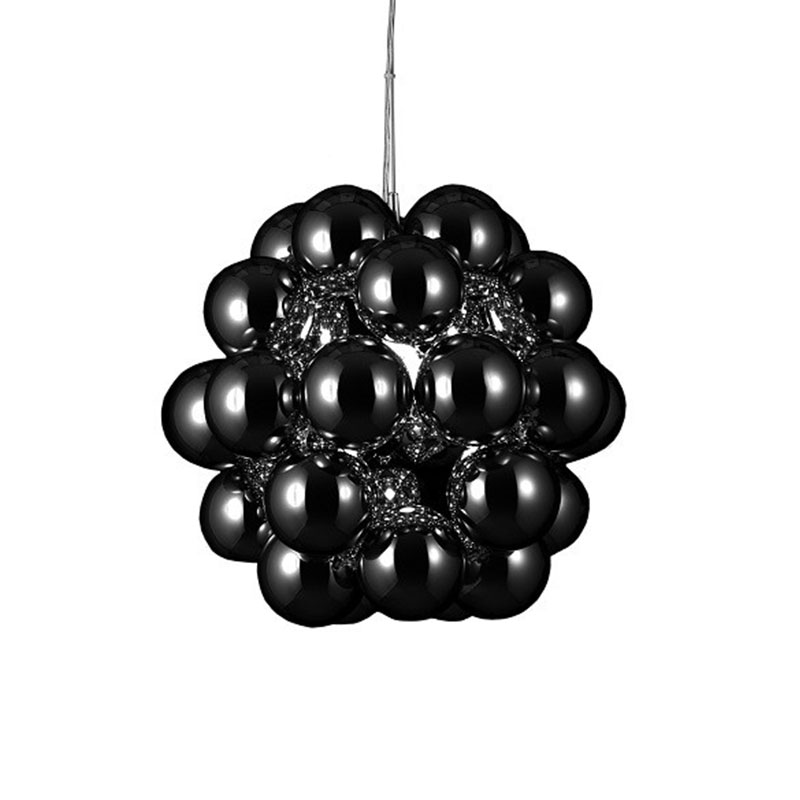 Innermost Penta Beads Pendant Light by Winnie Lui Olson and Baker - Designer & Contemporary Sofas, Furniture - Olson and Baker showcases original designs from authentic, designer brands. Buy contemporary furniture, lighting, storage, sofas & chairs at Olson + Baker.