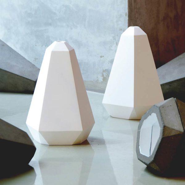 Portland Plaster Pendant Light
