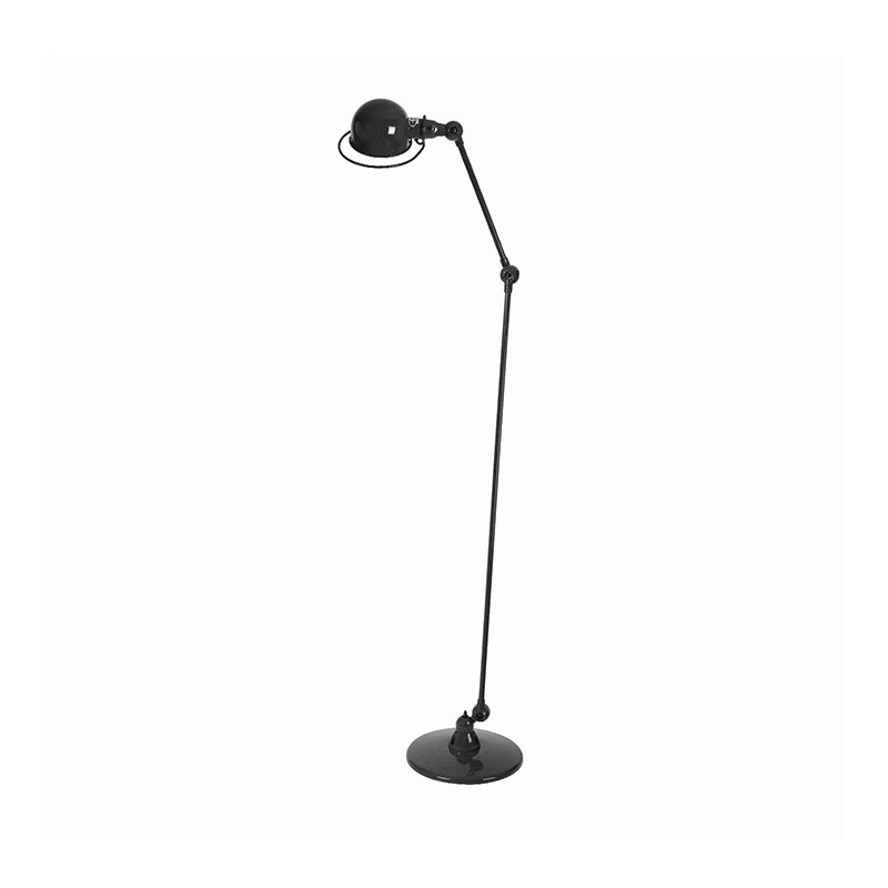 Jielde Loft D1240 Floor Lamp with Two Arms by Jean-Louis Domecq Olson and Baker - Designer & Contemporary Sofas, Furniture - Olson and Baker showcases original designs from authentic, designer brands. Buy contemporary furniture, lighting, storage, sofas & chairs at Olson + Baker.