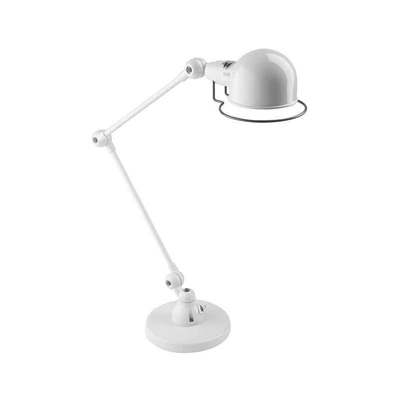 Jielde Signal SI333 Desk Lamp with Two Arms by Jean-Louis Domecq