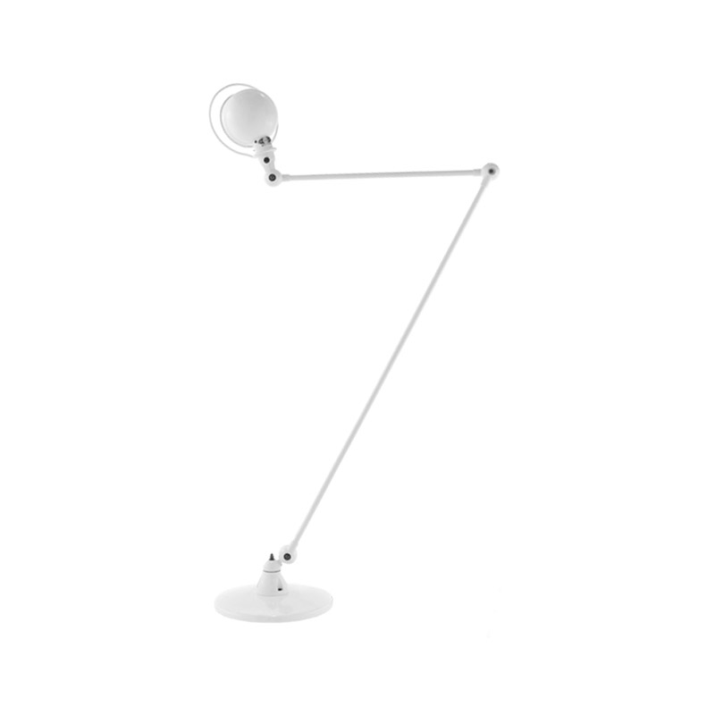 Jielde Signal SI833 Floor Lamp with Two Arms by Jean-Louis Domecq Olson and Baker - Designer & Contemporary Sofas, Furniture - Olson and Baker showcases original designs from authentic, designer brands. Buy contemporary furniture, lighting, storage, sofas & chairs at Olson + Baker.