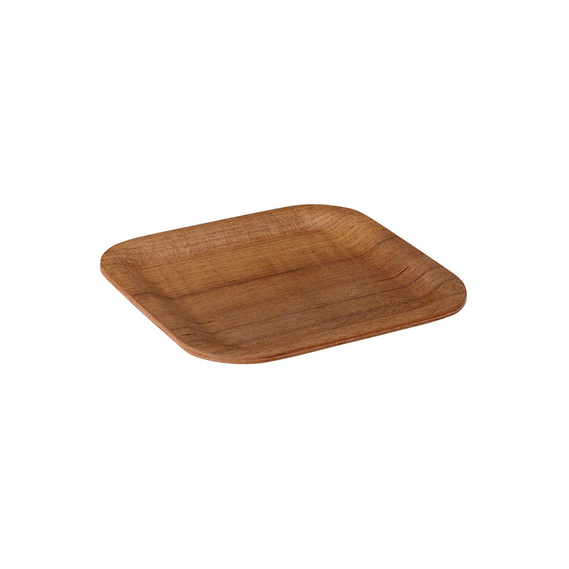 Kinto Nonslip Square Tray by Noriyuki Shirasu, Akiko Shirasu, Toru Sato Olson and Baker - Designer & Contemporary Sofas, Furniture - Olson and Baker showcases original designs from authentic, designer brands. Buy contemporary furniture, lighting, storage, sofas & chairs at Olson + Baker.
