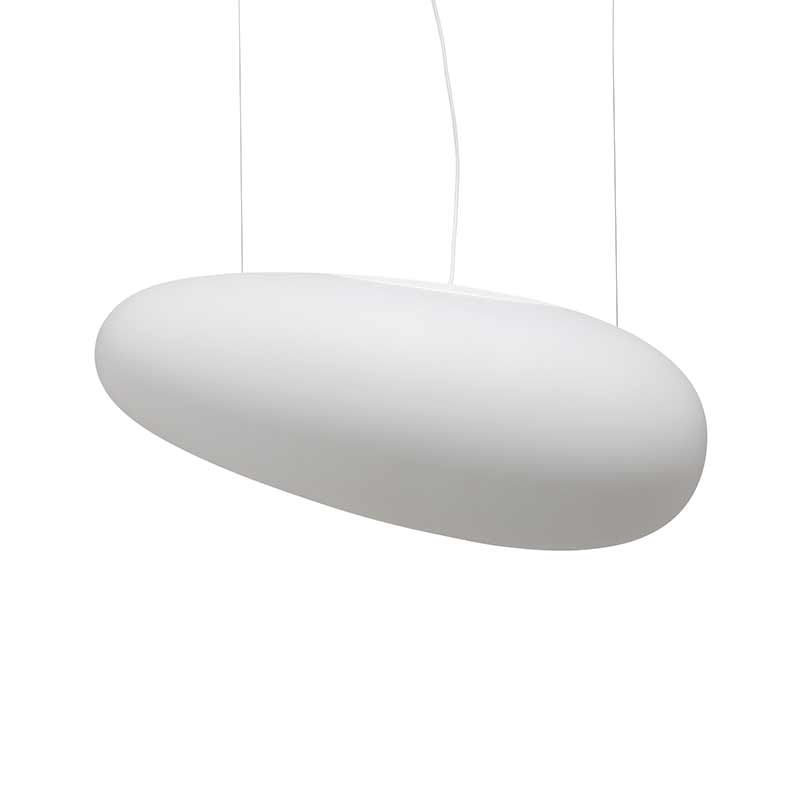Fritz Hansen Avion Pendant Light by Iskos-Berlin Olson and Baker - Designer & Contemporary Sofas, Furniture - Olson and Baker showcases original designs from authentic, designer brands. Buy contemporary furniture, lighting, storage, sofas & chairs at Olson + Baker.