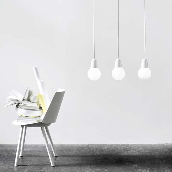 Bulb Fiction Pendant Light