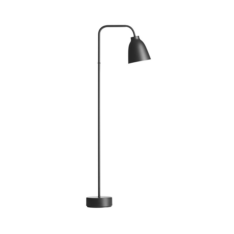 Fritz Hansen Caravaggio Read Floor Lamp by Cecilie Manz Olson and Baker - Designer & Contemporary Sofas, Furniture - Olson and Baker showcases original designs from authentic, designer brands. Buy contemporary furniture, lighting, storage, sofas & chairs at Olson + Baker.