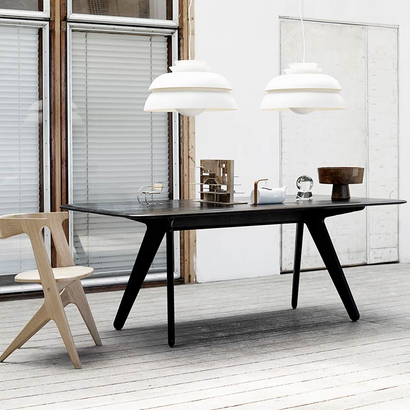 Lightyears-Concert-Pendant-Light-by-Jørn-Utzon-1 Olson and Baker - Designer & Contemporary Sofas, Furniture - Olson and Baker showcases original designs from authentic, designer brands. Buy contemporary furniture, lighting, storage, sofas & chairs at Olson + Baker.