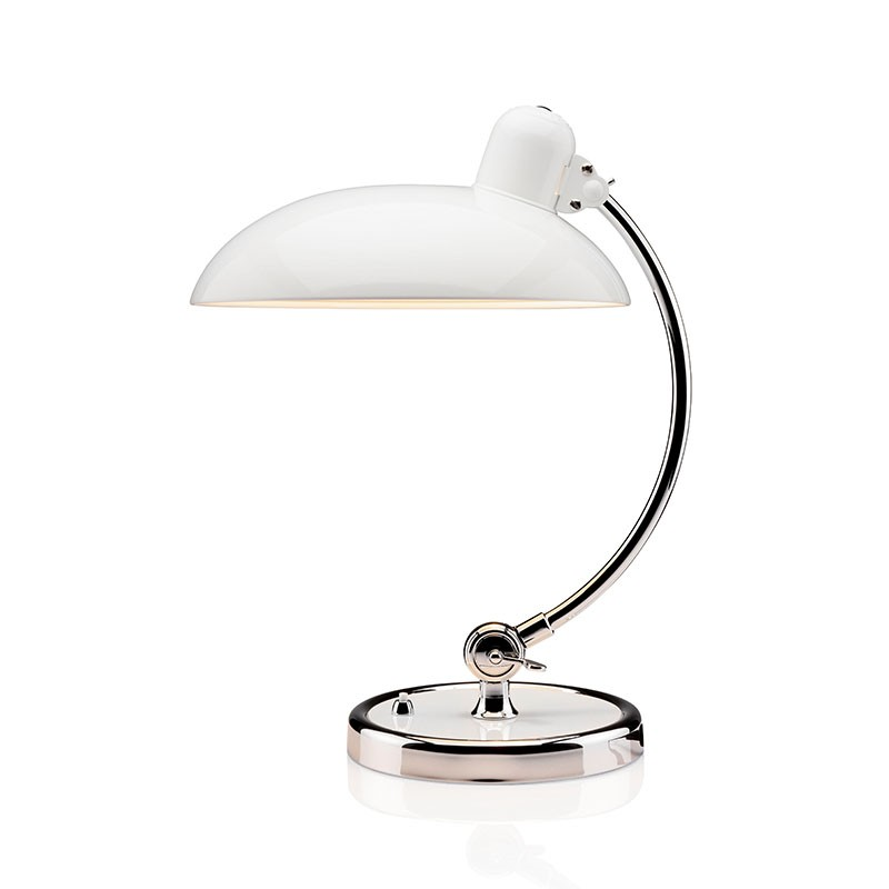Fritz Hansen Kaiser Idell Luxus Table Lamp by Christian Dell