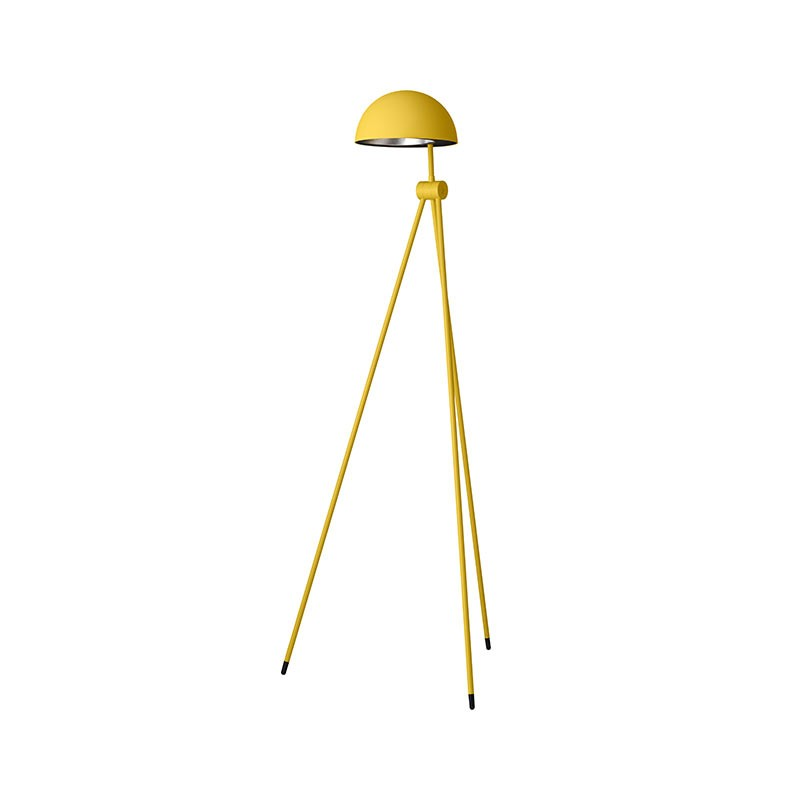 Fritz Hansen Radon Floor Lamp by Hans Sandgren Jakobsen