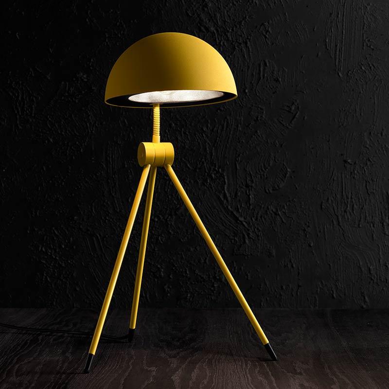 Lightyears-Radon-Table-Lamp-by-Hans-Sandgren-Jakobsen-1 Olson and Baker - Designer & Contemporary Sofas, Furniture - Olson and Baker showcases original designs from authentic, designer brands. Buy contemporary furniture, lighting, storage, sofas & chairs at Olson + Baker.