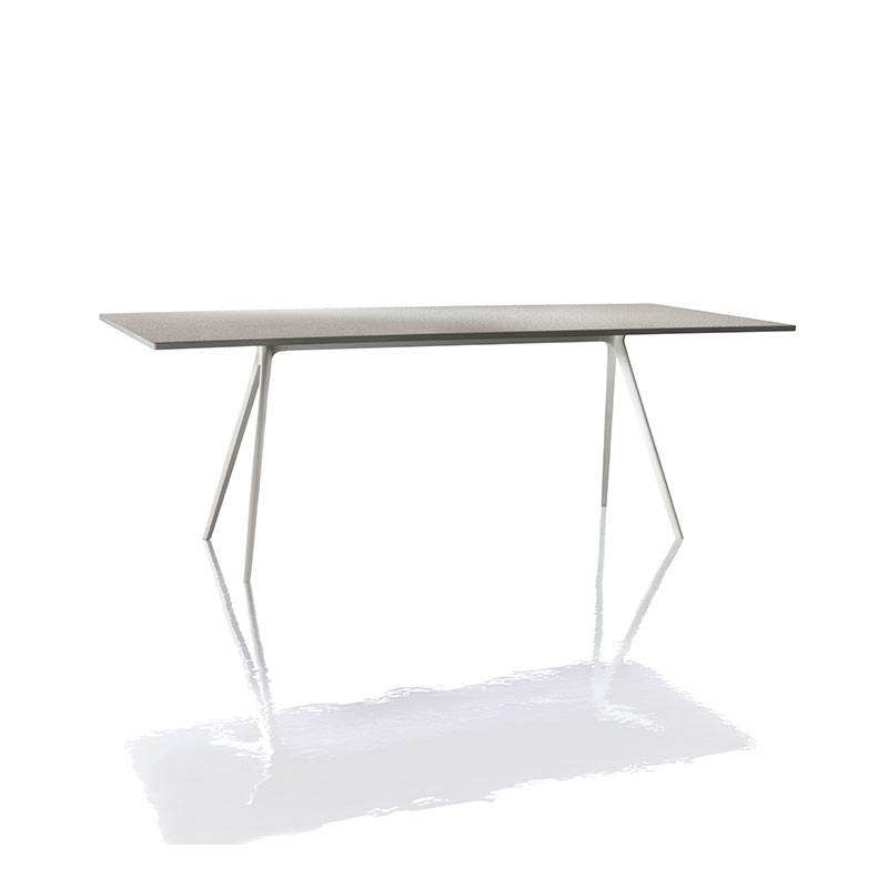 Magis Baguette 205X85cm Rectangular Table by Ronan & Erwan Bouroullec Olson and Baker - Designer & Contemporary Sofas, Furniture - Olson and Baker showcases original designs from authentic, designer brands. Buy contemporary furniture, lighting, storage, sofas & chairs at Olson + Baker.