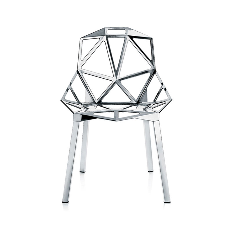 Magis Chair One Polished by Konstantin Grcic