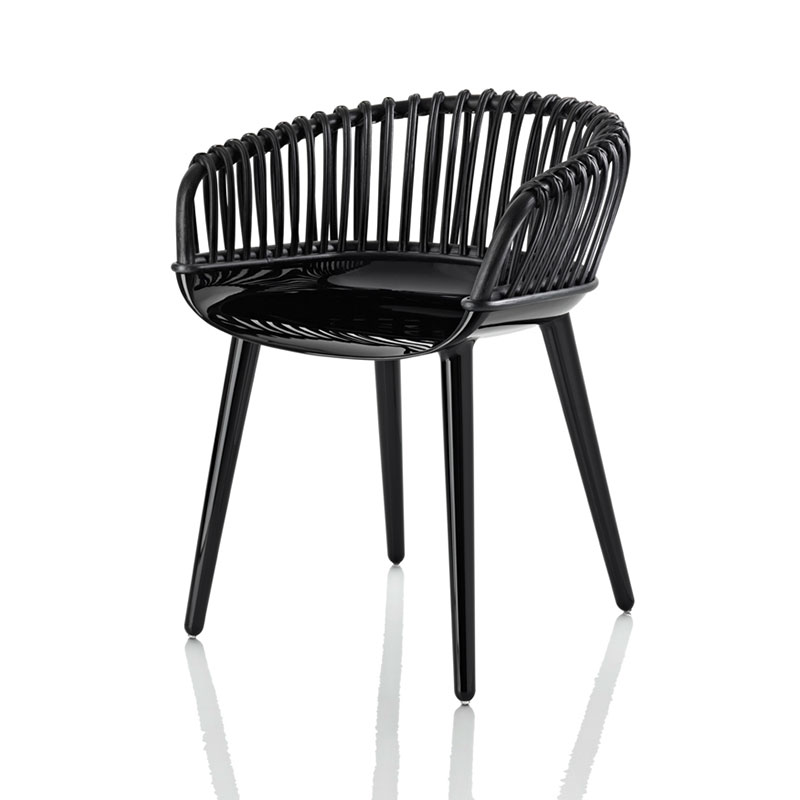Magis Cyborg Club Chair by Marcel Wanders Olson and Baker - Designer & Contemporary Sofas, Furniture - Olson and Baker showcases original designs from authentic, designer brands. Buy contemporary furniture, lighting, storage, sofas & chairs at Olson + Baker.