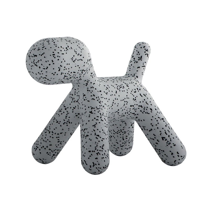 Magis Dalmatian Puppy Chair by Eero Aarnio Olson and Baker - Designer & Contemporary Sofas, Furniture - Olson and Baker showcases original designs from authentic, designer brands. Buy contemporary furniture, lighting, storage, sofas & chairs at Olson + Baker.