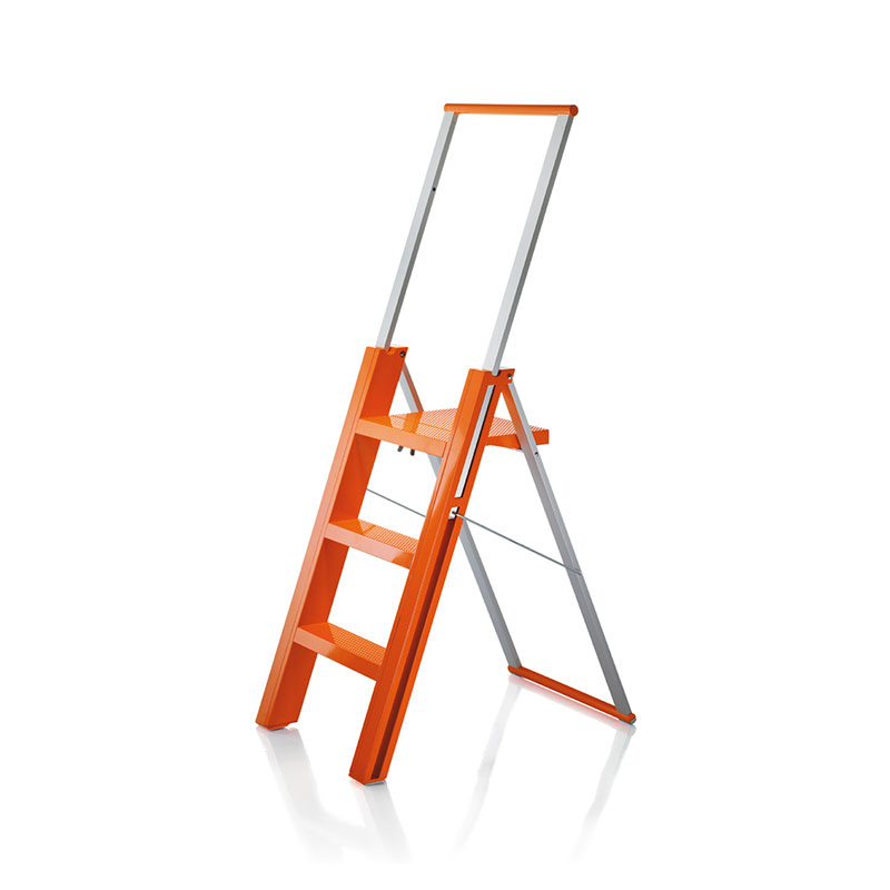 Magis Flo' Step Ladder by Marcello Ziliani Olson and Baker - Designer & Contemporary Sofas, Furniture - Olson and Baker showcases original designs from authentic, designer brands. Buy contemporary furniture, lighting, storage, sofas & chairs at Olson + Baker.