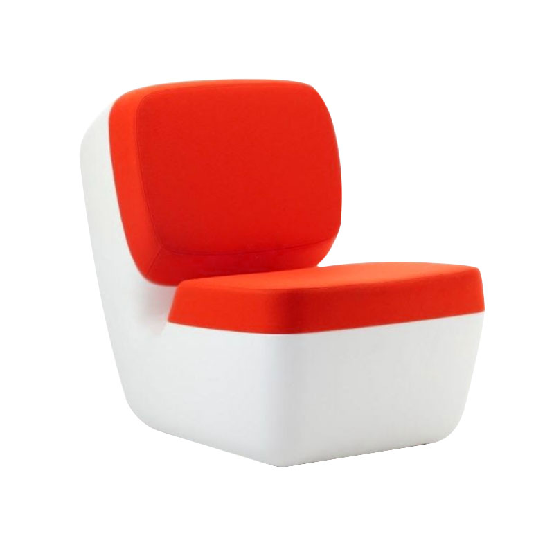 Magis Nimrod Lowchair by Marc Newson Olson and Baker - Designer & Contemporary Sofas, Furniture - Olson and Baker showcases original designs from authentic, designer brands. Buy contemporary furniture, lighting, storage, sofas & chairs at Olson + Baker.