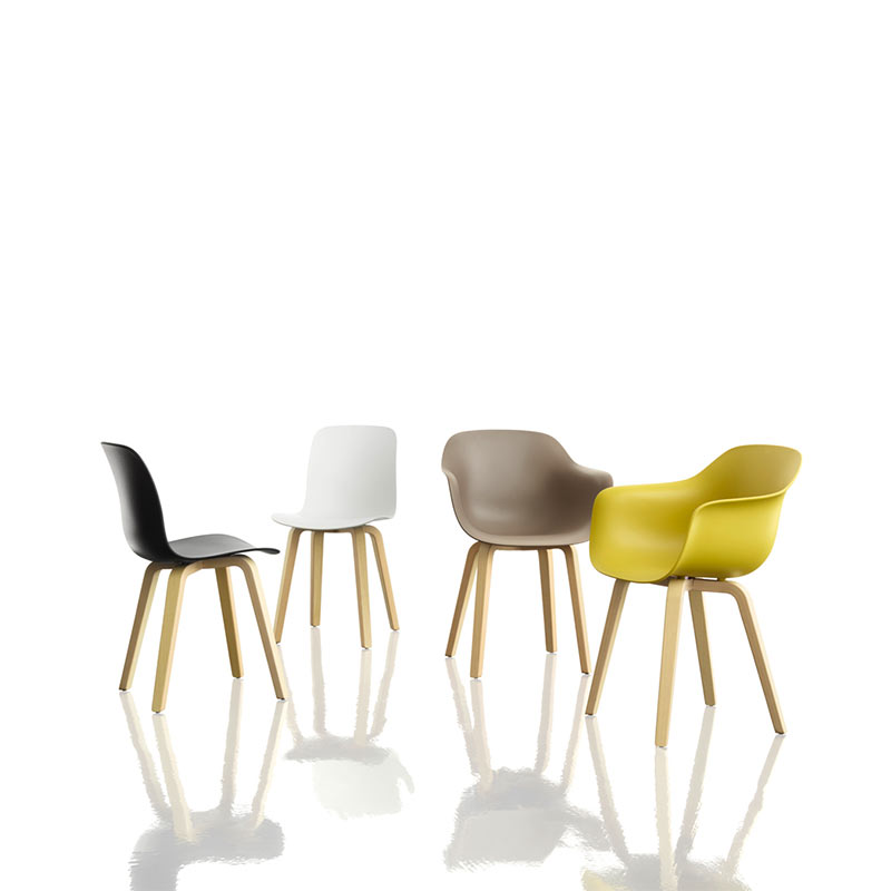 Magis-Substance-Armchair-by-Naoto-Fukasawa-1 Olson and Baker - Designer & Contemporary Sofas, Furniture - Olson and Baker showcases original designs from authentic, designer brands. Buy contemporary furniture, lighting, storage, sofas & chairs at Olson + Baker.