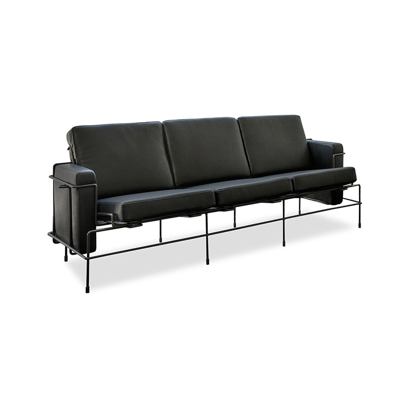 Magis Traffic Three Seat Outdoor Sofa by Konstantin Grcic Olson and Baker - Designer & Contemporary Sofas, Furniture - Olson and Baker showcases original designs from authentic, designer brands. Buy contemporary furniture, lighting, storage, sofas & chairs at Olson + Baker.
