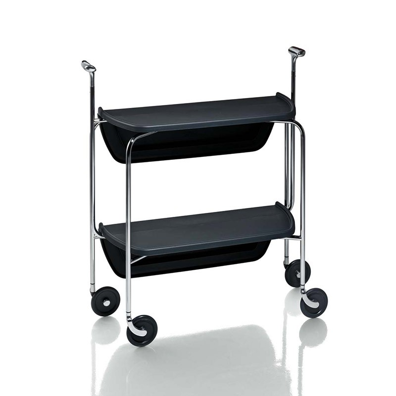 Magis Transit Folding Trolley by David Mellor Olson and Baker - Designer & Contemporary Sofas, Furniture - Olson and Baker showcases original designs from authentic, designer brands. Buy contemporary furniture, lighting, storage, sofas & chairs at Olson + Baker.