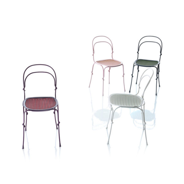 Vigna Chair Set of Two