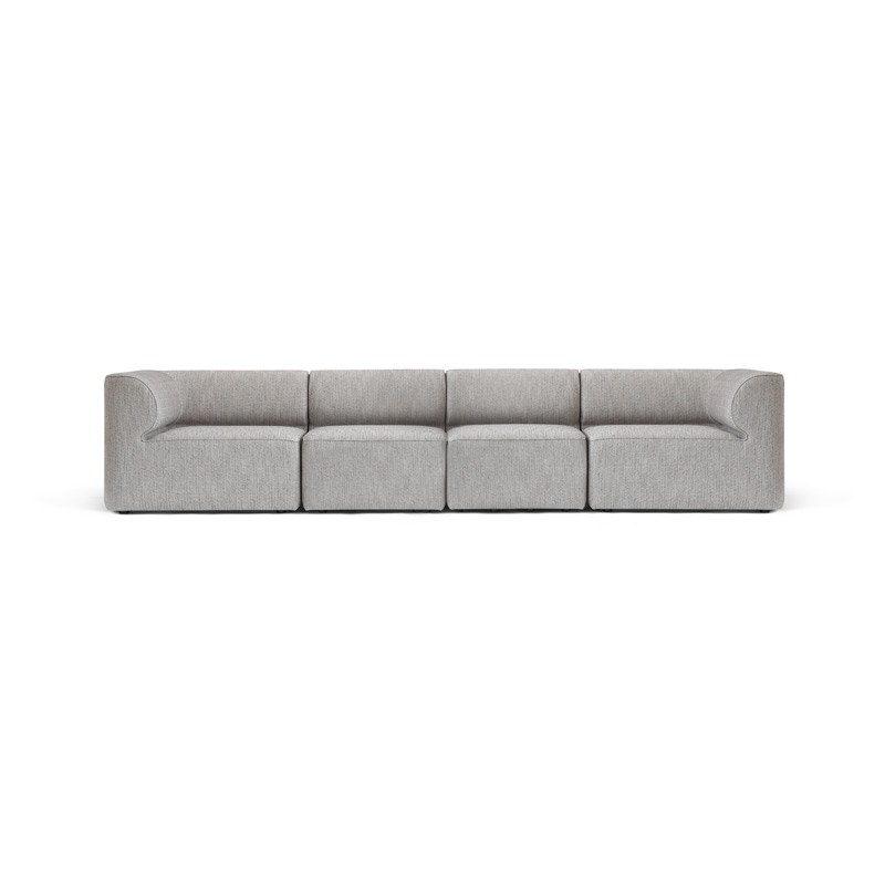 Menu Eave Modular Four Seat Sofa by Norm Architects Olson and Baker - Designer & Contemporary Sofas, Furniture - Olson and Baker showcases original designs from authentic, designer brands. Buy contemporary furniture, lighting, storage, sofas & chairs at Olson + Baker.