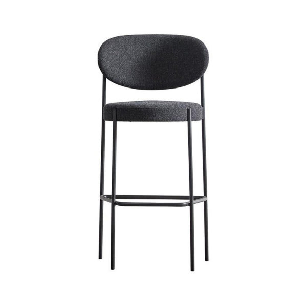 Verpan Series 430 High Bar Stool by Verner Panton