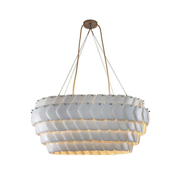 Original BTC Cranton Oval Pendant by Original BTC Olson and Baker - Designer & Contemporary Sofas, Furniture - Olson and Baker showcases original designs from authentic, designer brands. Buy contemporary furniture, lighting, storage, sofas & chairs at Olson + Baker.