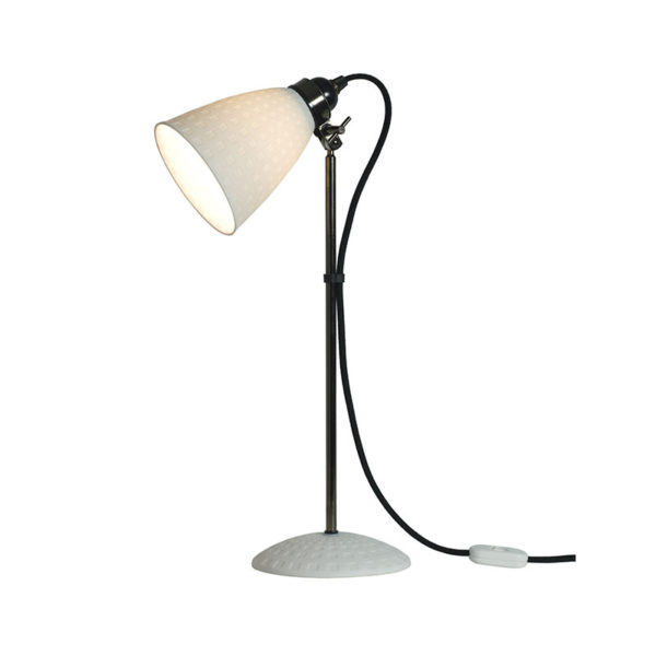 Original BTC Hector 21 Table Lamp by Original BTC Olson and Baker - Designer & Contemporary Sofas, Furniture - Olson and Baker showcases original designs from authentic, designer brands. Buy contemporary furniture, lighting, storage, sofas & chairs at Olson + Baker.