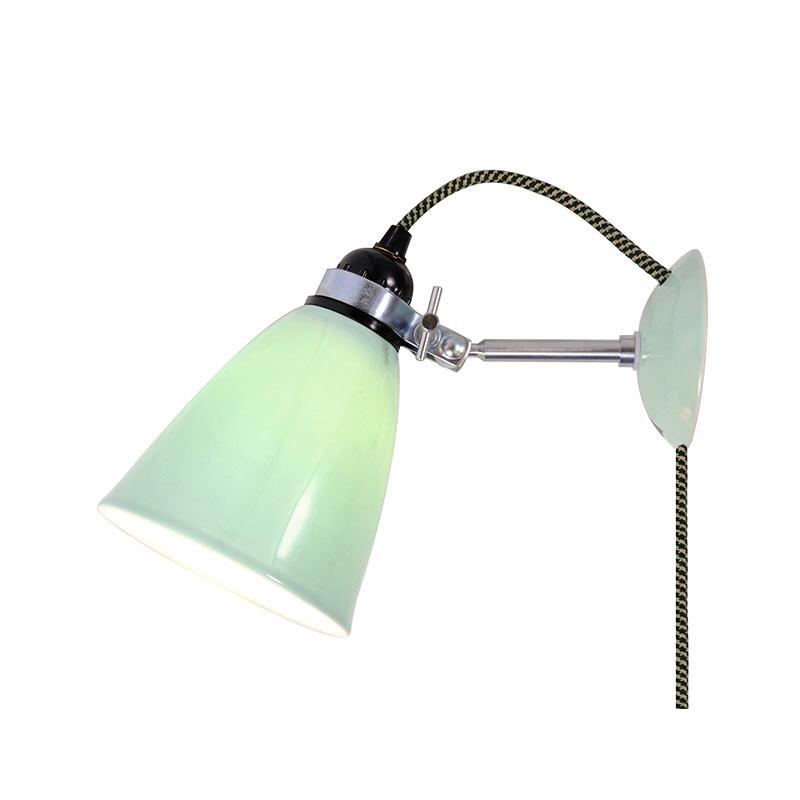 Original BTC Hector Medium Dome Wall Light PSC by Original BTC